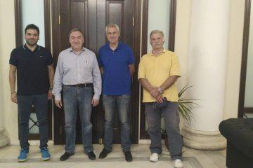 Συνάντηση του προέδρου της Ε.Σ.ΠΕ.,Κ.ΕΛ με φορείς της Στερεάς Ελλάδας