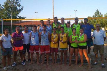 Junior Regional Beach Volley 2018